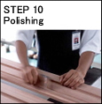Step 10 Polishing