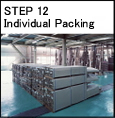 Step 12 Individual Packing