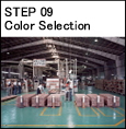 Step 09 Color Selection